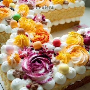 m 3 300x300 - کیک حرف ام انگلیسی