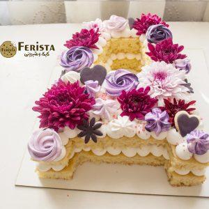 23 1 300x300 - کیک حرف  A