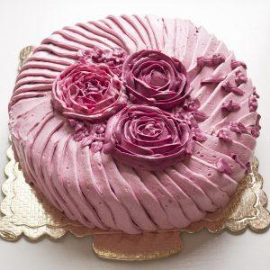 3 3 300x300 - کیک خامه گردویی