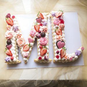 کیک حرف ML