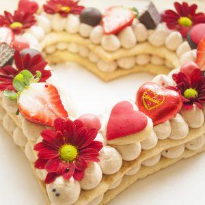 yk 2 300x300 - کیک سابله قلب