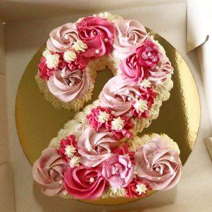 سفارش کیک و بیسکوکیک عدد 2