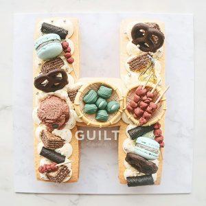 guiltdesserts 100 300x300 - بیسکوکیک  حرف H تم آشپزی