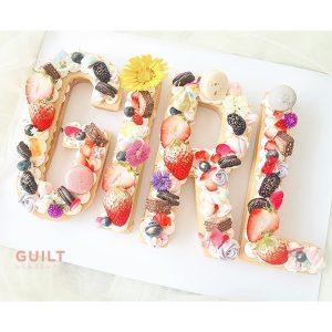 guiltdesserts 13 300x300 - بیسکوکیک  حروف GIRL