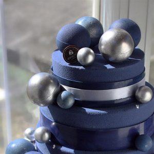 nivskaya 32 300x300 - سفارش کیک سه طبقه  تم سرمه ای